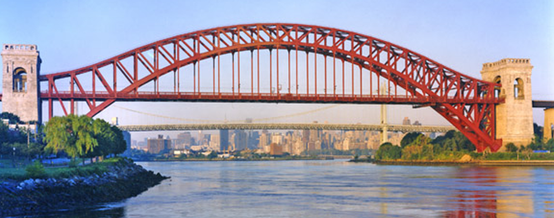 The Hell Gate Bridge - AA Real Estate