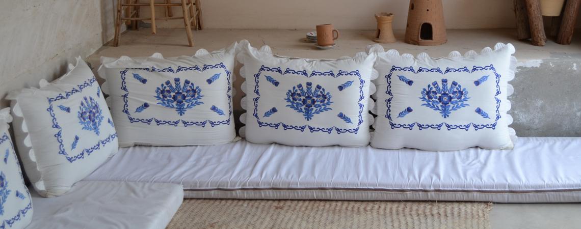 Cushions - New York Condo Rental